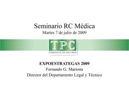 RECLAMO AMPLIADO