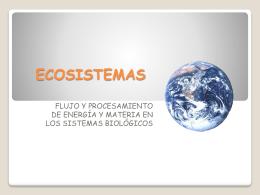 ECOSISTEMAS - Liceo Madre Vicencia