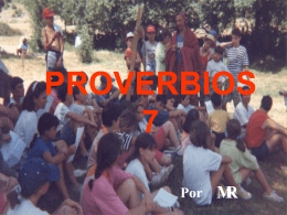 PROVERBIOS 7