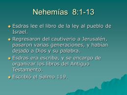 """EL COMO LEER LA BIBLIA"""" - Instituto Biblico Hispano"""