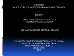 Diapositiva 1 - ingelec