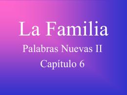 La Familia - Hurlbert-CHS