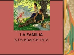 DEBERES HACIA LA FAMILIA POR FREDY MONTERROZA
