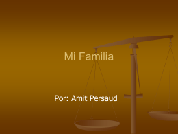 Mi Familia - Wikispaces