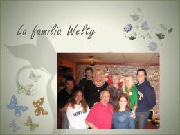 La familia Welty
