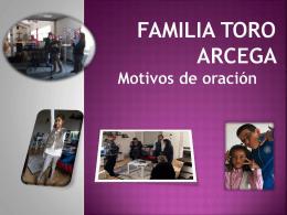 Familia Toro Arcega