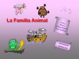 La Familia Animal