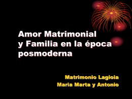 Amor Matrimonial-Sexualidad Dialogo Conyugal Genero
