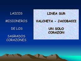 LAICOS MISIONEROS DE LOS SAGRADOS CORAZONES