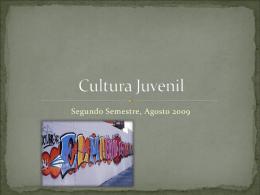 Cultura Juvenil