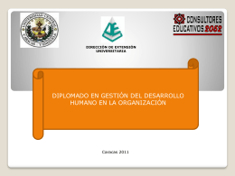 Diapositiva 1 - Universidad Central de Venezuela
