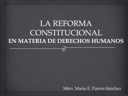 PRESENTACION FINAL - Supremo Tribunal de Justicia …