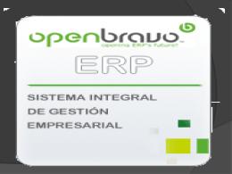 Ingresando a Openbravo ERP