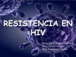 Estructura HIV