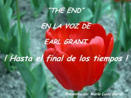 HASTA EL FINAL DE LOS TIEMPOS 25-10-04