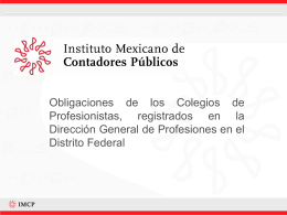 Conoce tu Instituto