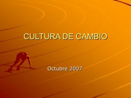 CULTURA DE CAMBIO - Blog de ESPOL | Noticias y …