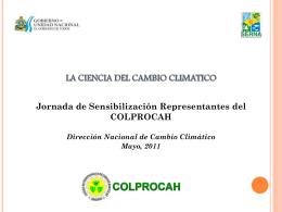 Diapositiva 1 - Colprocah | Colegio de Profesionales en