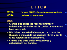 Bioetica clinica