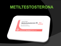 Metiltestosterona
