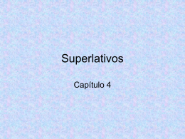 Superlativos