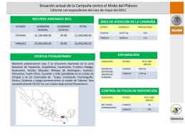 Diapositiva 1 - Servicio Nacional de Sanidad, Inocuidad y