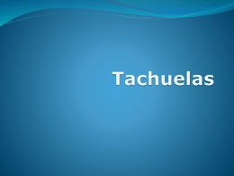 Tachuelas - Almagro - Campus Virtual ORT