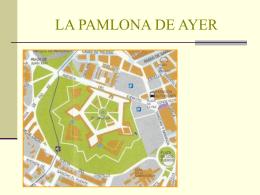 LA PAMLONA DE AYER