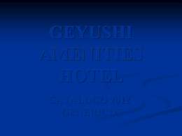 GEYUSHI AMENITIES HOTEL