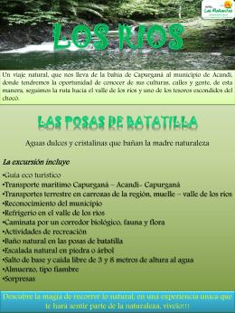 Diapositiva 1 - Hotel Las Mananitas Choco Colombia | …