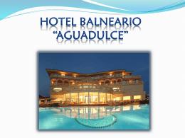 HOTEL BALNEARIO