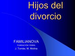 HIJOS DEL DIVORCIO - Centre Londres 94