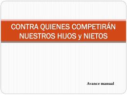 CONTRA QUIENES COMPETIRAN - Cajamarca