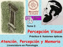 No lo recuerdo - Universidad de Huelva