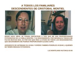 LOS MONTIEL EN MEXICO