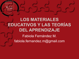 MEDIOS Y MATERIALES EDUCATIVOS - graphos