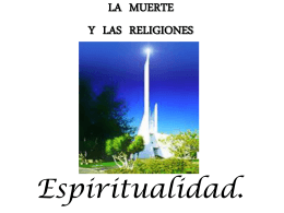 Espiritualidad.