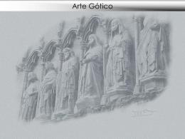 arte gotico - PHP Webquest