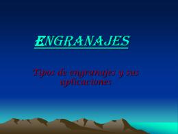 ENGRANAJES - MatAlemTecnologia