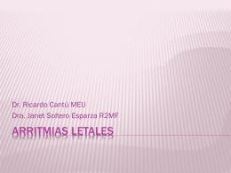 ARRITMIAS LETALES - Residentes Urgencias | Blog de los