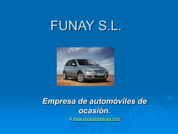 FUNAY S.L. - crearempresas.com
