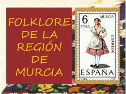 Lista de Instrumentos de Murcia