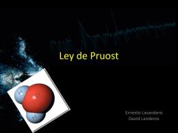 Ley de Pruost - 2tecprevriesgos2010's Blog