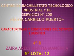 CENTRO DE BACHILLETATO TECNOLOGICO industrial y de