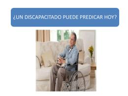 UN LICIADO PUEDE PREDICAR HOY