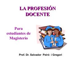 6.1. MAESTRO Y SUS MODELOS