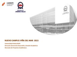 Plan Maestro de Infraestructura 2012