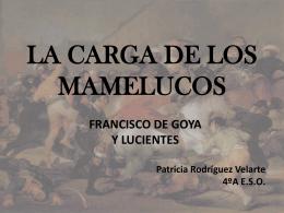 LA CARGA DE LOS MAMELUCOS - Ciencias Soci@les | Blog …