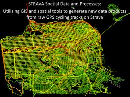 Strava Metro - Harvard University