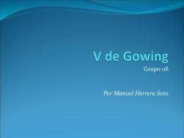 V de Gowing